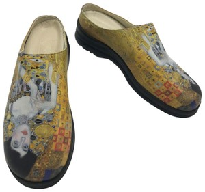 Icon Wearable Art Slip On Multi Mules