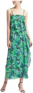 Green Maxi Dress by Banana Republic