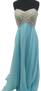 Josh and Jazz Prom Pageant Homecoming Dress