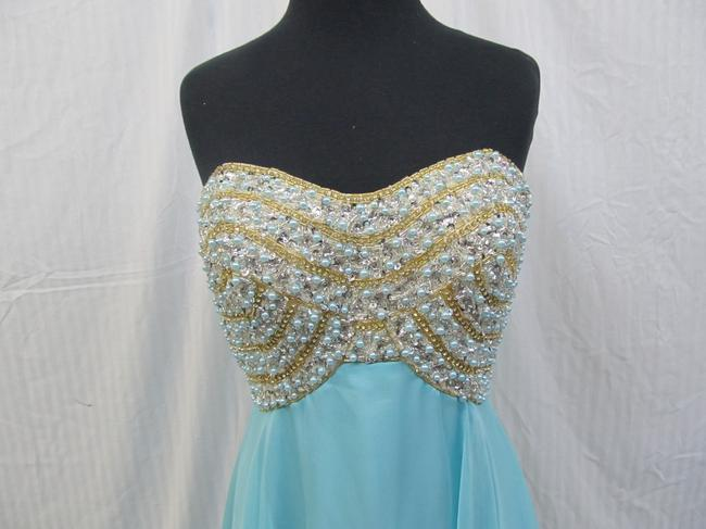 Josh and Jazz Prom Pageant Homecoming Dress Image 1