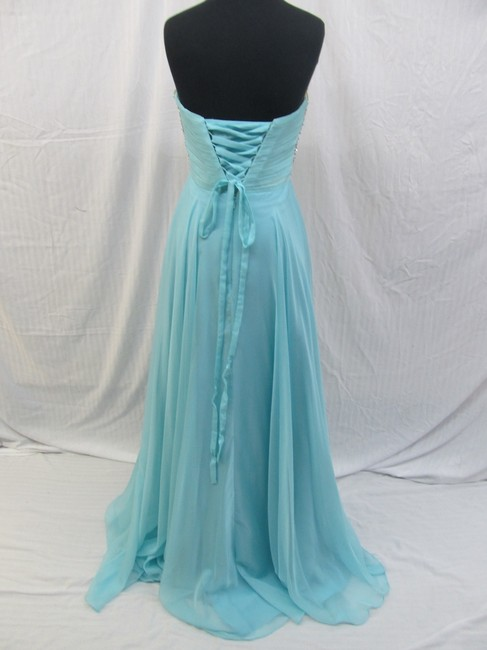 Josh and Jazz Prom Pageant Homecoming Dress Image 2
