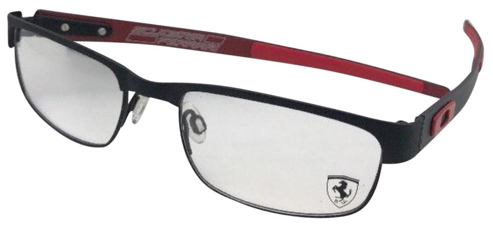 d1c1db4b3c Oakley New Ferrari OAKLEY Eyeglasses CARBON PLATE OX5079-0453 Black Red  carbo Image 0 ...