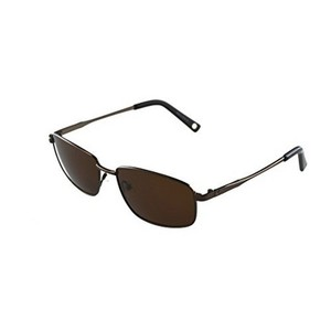 Callaway B0149ECN0W Men's Brown Frame Brown Lens Polarized Sunglasses