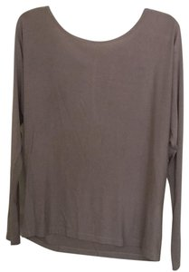 Kenneth Cole Top gray/taupe