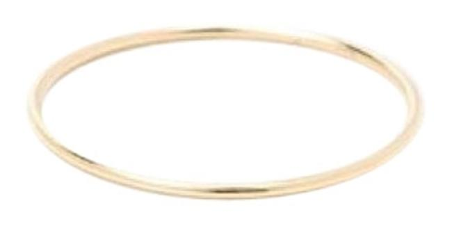 Item - Gold Paper Thin Thumb Ring