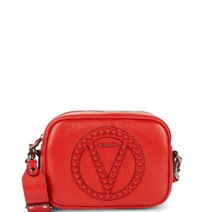 003989495911 Added to Shopping Bag. Mario Valentino Cross Body Bag. Mario Valentino Red  Leather ...