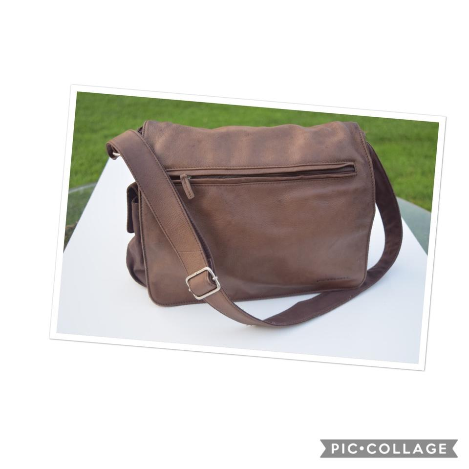 Leather Fossil messenger bags recommend dress in summer in 2019