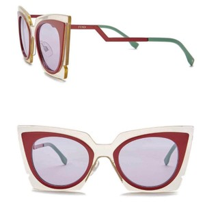 8beefafa2c82 Red Fendi Sunglasses - Up to 70% off at Tradesy (Page 2)