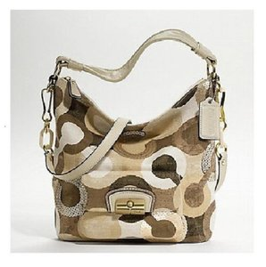Coach Convertible Crossbody Large Hobo Bag