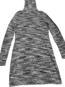 M Missoni short dress Black And White Night Out Sweater on Tradesy