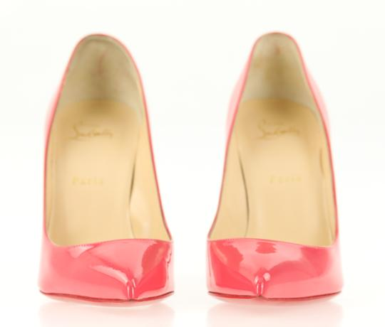 Christian Louboutin Pigalle Stiletto Follies Classic Patent Pink Pumps Image 4