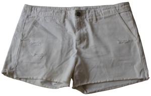 AG Adriano Goldschmied Mini/Short Shorts off-white