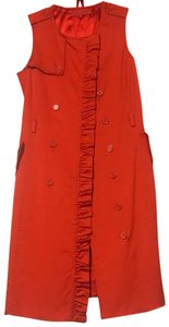 Sinclaire 10 short dress Red on Tradesy