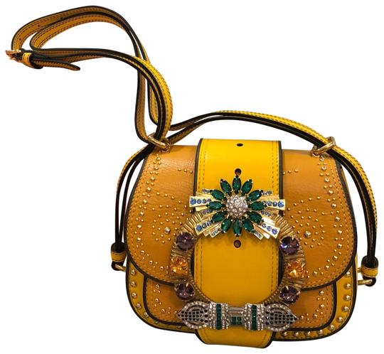 d061d4cd076b Miu Miu Dahlia Bag Yellow | Stanford Center for Opportunity Policy ...