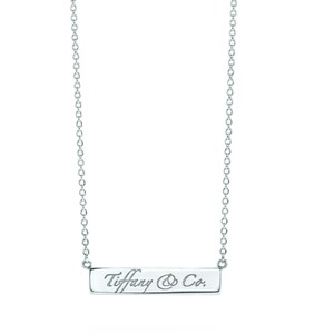 f28814f18f469 Tiffany & Co. Retired Notes Bar Pendant Necklace 44% off retail