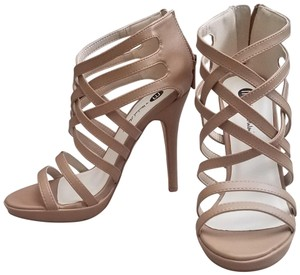 Michael Antonio Beige Sandals