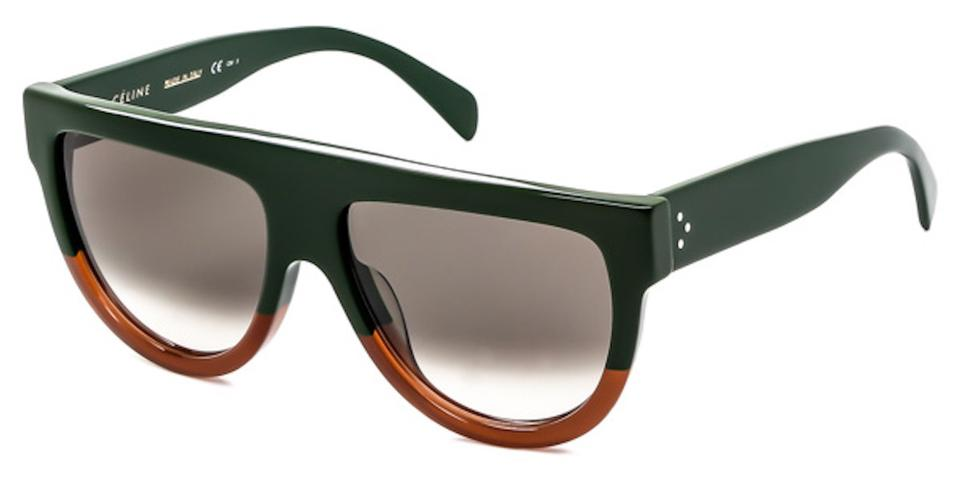 1d06b156f3b4 Céline Celine Shadow Sunglasses CL 41026/S Military Green SOLD OUT!
