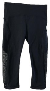 Lululemon lululemon crop mesh panel pants