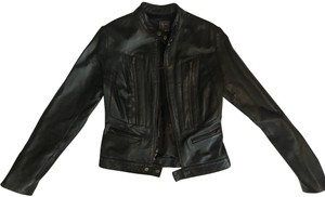 JOE'S Jeans Lambskin Leather Jacket