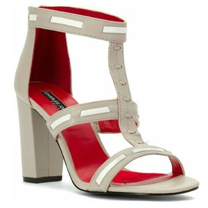 Charles Jourdan Light Grey Sandals