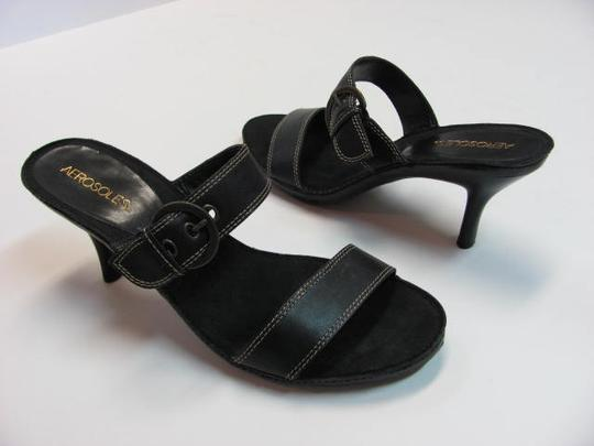 Aerosoles Good Condition Size 9.50m black Sandals