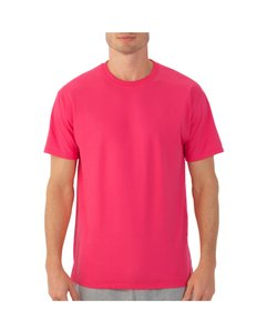 Fruit of the Loom Solid Color T Shirt Hot Pink