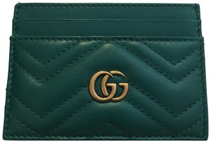 Gucci GG Marmont Card Case by Gucci