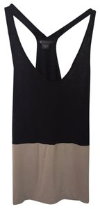 A|X Armani Exchange Top black and beige