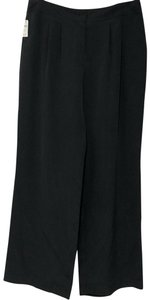 Louben Dress Wide Leg Pants Black