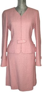 Chanel CHANEL Cotton Tweed Suit IT38