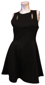 Kenzo Edgy Fit And Flare Dress