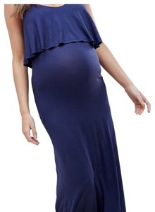 New Look New Look Maternity Double Layer Maxi Dress