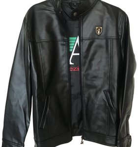 b9df010fb Women's Armani Collezioni Leather Jackets - Up to 90% off at Tradesy