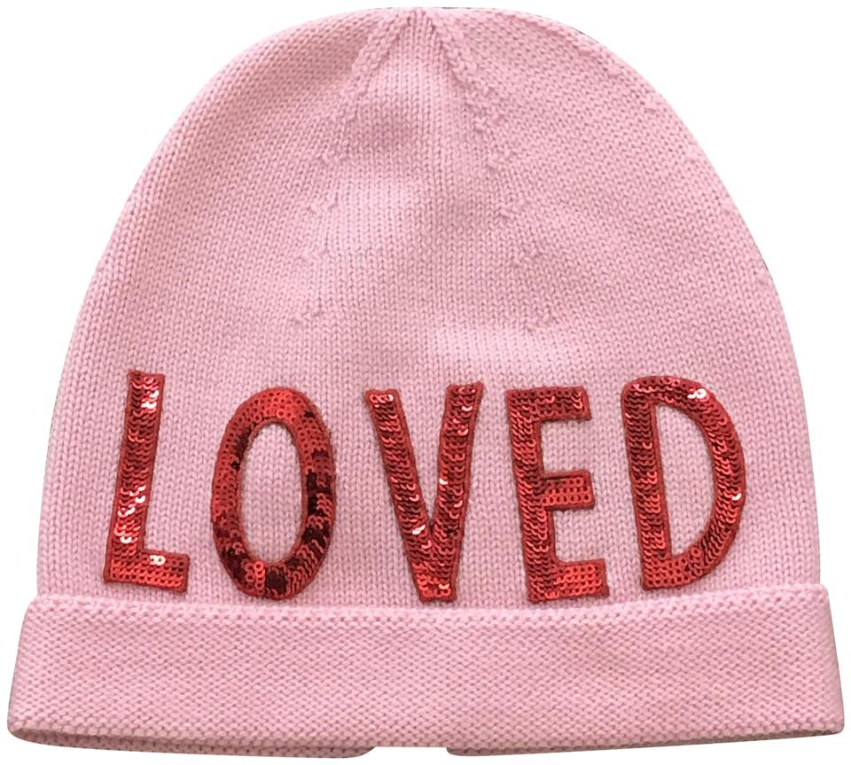 Gucci Pink New Loved Sequin Hat - Tradesy ad6b3fa80