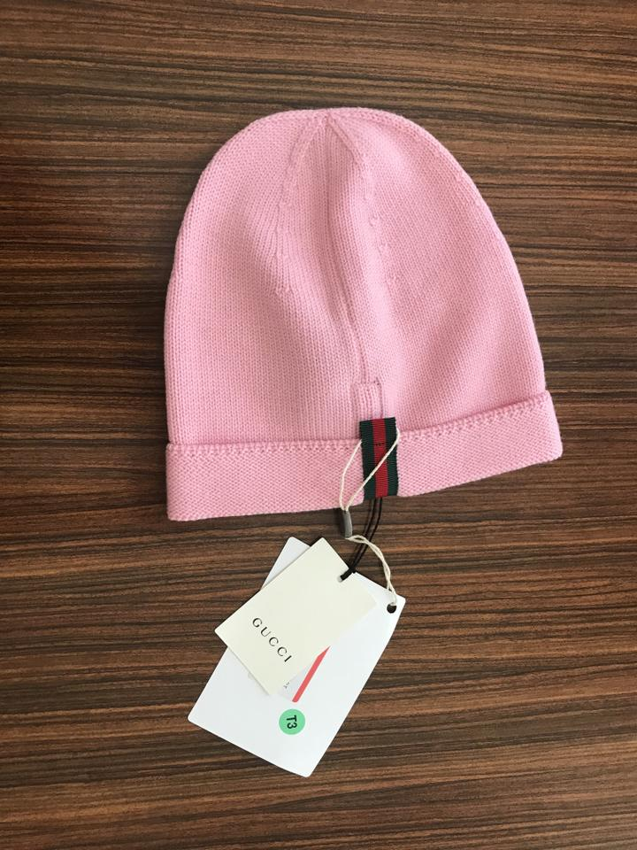 Gucci Pink New Loved Sequin Hat - Tradesy 8f10187179c
