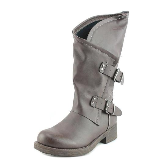 Coolwear Dark Brown Boots Image 1