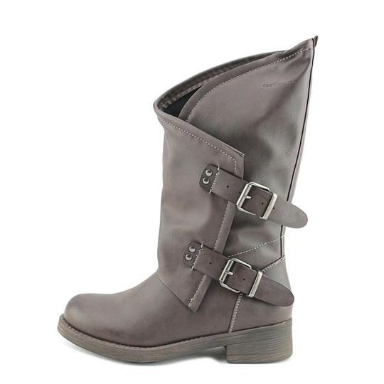 Coolwear Dark Brown Boots Image 3