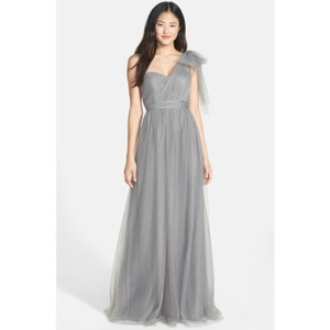 Jenny Yoo Anabelle Convertible Tulle Gown Feminine Bridesmaid/Mob Dress Size 10 (M)