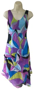 Sue Wong short dress multi on Tradesy
