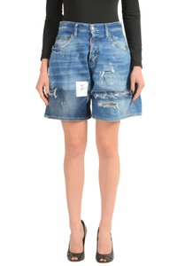 Dsquared2 Bermuda Shorts Blue