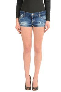 Just Cavalli Mini/Short Shorts Blue