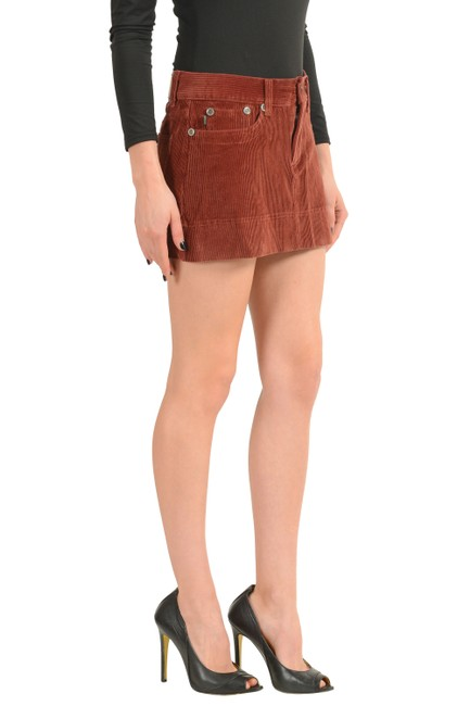 Just Cavalli Mini Skirt Brown Image 1