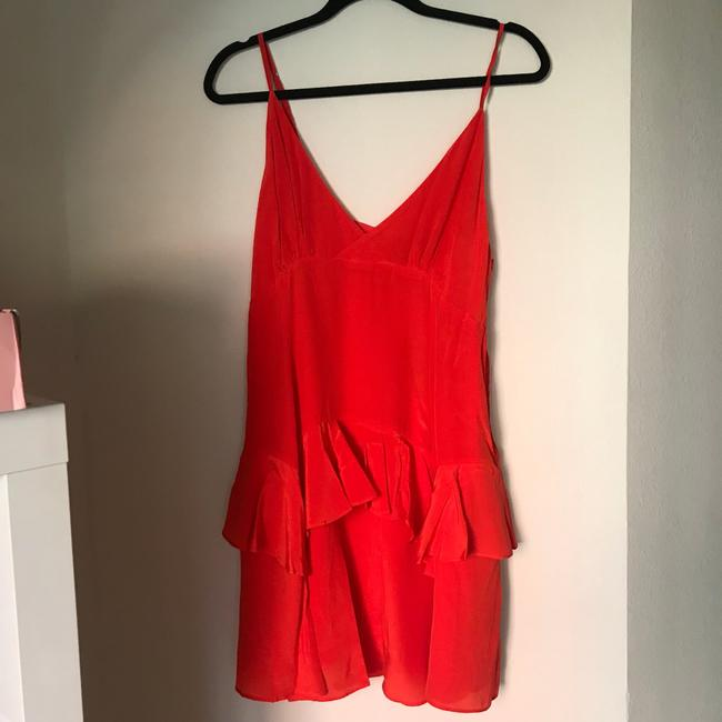Kendall + Kylie short dress red on Tradesy Image 1