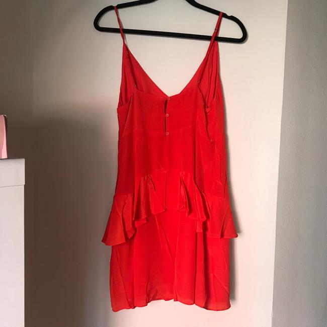 Kendall + Kylie short dress red on Tradesy Image 2