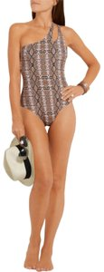 Melissa Odabash Jamaica one shoulder swimsuit