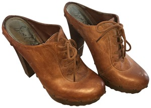 094ea94a1 Brown Sam Edelman Mules   Clogs - Up to 90% off at Tradesy