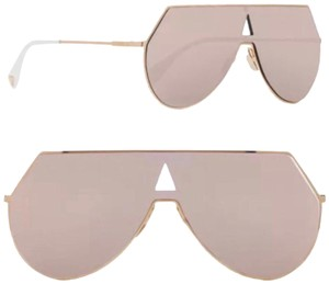 9d05b590fd6a Grey Fendi Sunglasses - Up to 70% off at Tradesy (Page 2)