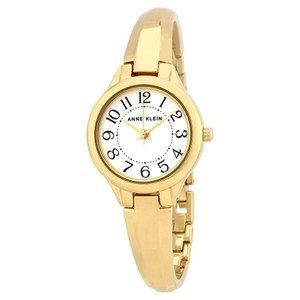 Anne Klein Anne Klein White Dial Watch 2452WTGB