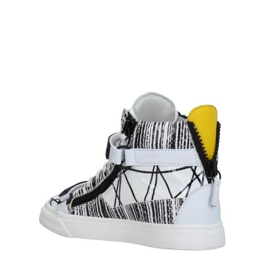 Preload https://img-static.tradesy.com/item/23648285/giuseppe-zanotti-black-white-yellow-new-sneakers-size-eu-36-approx-us-6-regular-m-b-0-0-540-540.jpg