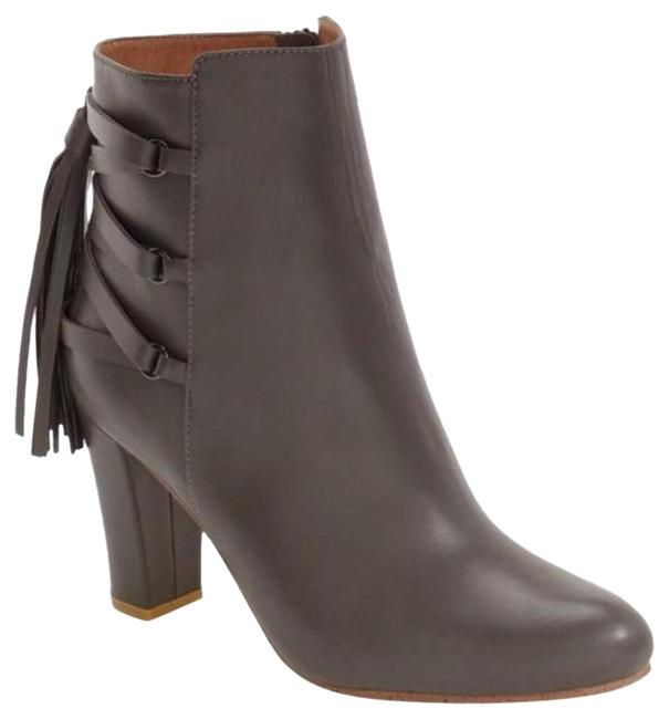 Halogen Gray New Sadee Ankle Boots/Booties Size US 8.5 Regular (M, B) Halogen Gray New Sadee Ankle Boots/Booties Size US 8.5 Regular (M, B) Image 1